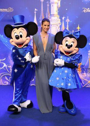 Vogue Williams - Disneyland 25th Anniversary Celebration in Paris