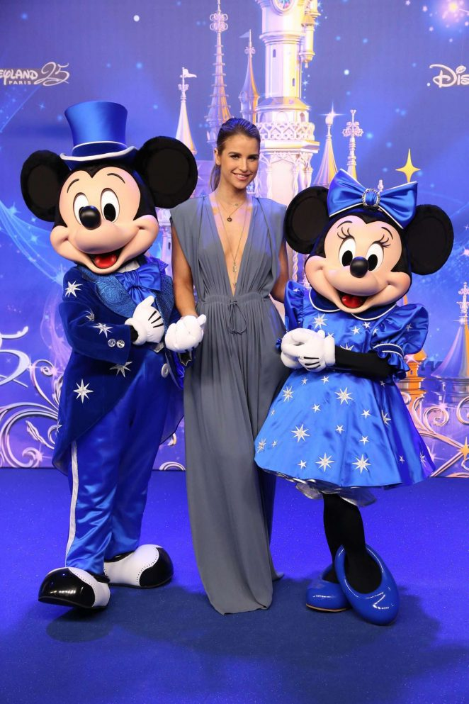 Vogue Williams - Disneyland 25th Anniversary Celebration in Paris
