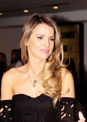 Vogue Williams - 'Eating Happiness' Screening in London