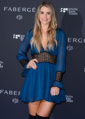 Vogue Williams - FABERGE Visionnaire DTZ Launch Event in London