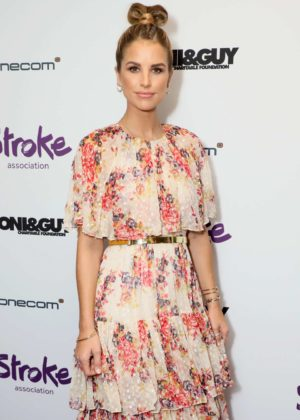 Vogue Williams - Life After Stroke Awards 2017 in London