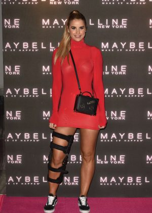 Vogue Williams - Maybelline Bring on the Night Party 2017 in London