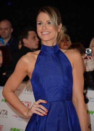 Vogue Williams - National Television Awards 2016 in London