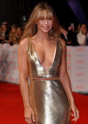 Vogue Williams - National Television Awards 2018 in London
