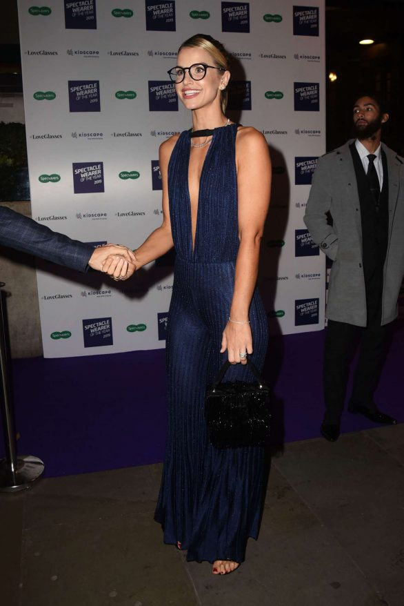 Vogue Williams 2019 : Vogue Williams – Specsavers Spectacle Wearer of the Year Awards 2019-02