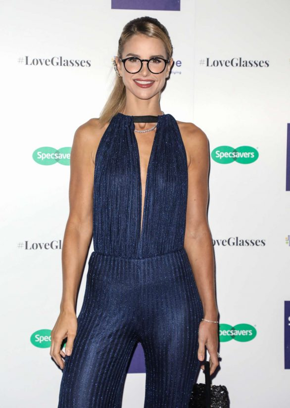 Vogue Williams - Specsavers Spectacle Wearer of the Year Awards 2019 in London