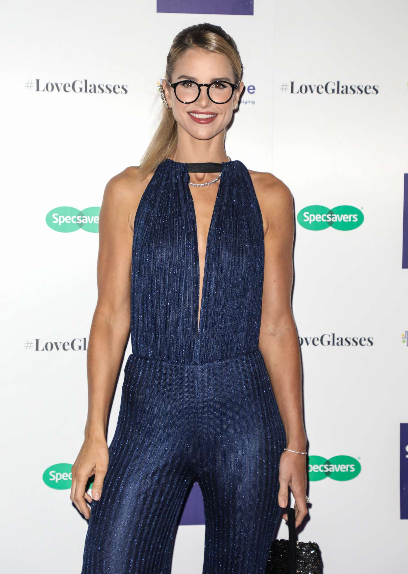 Vogue Williams 2019 : Vogue Williams – Specsavers Spectacle Wearer of the Year Awards 2019-03