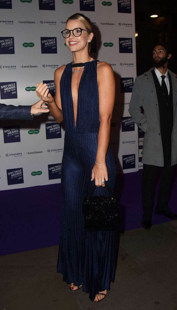 Vogue Williams 2019 : Vogue Williams – Specsavers Spectacle Wearer of the Year Awards 2019-04