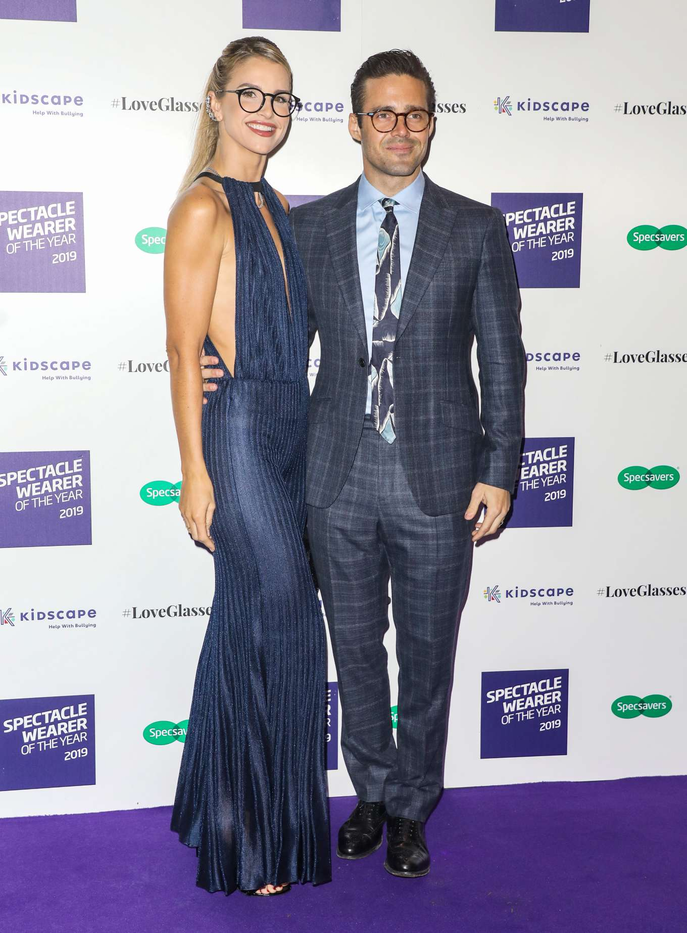 Vogue Williams 2019 : Vogue Williams – Specsavers Spectacle Wearer of the Year Awards 2019-05
