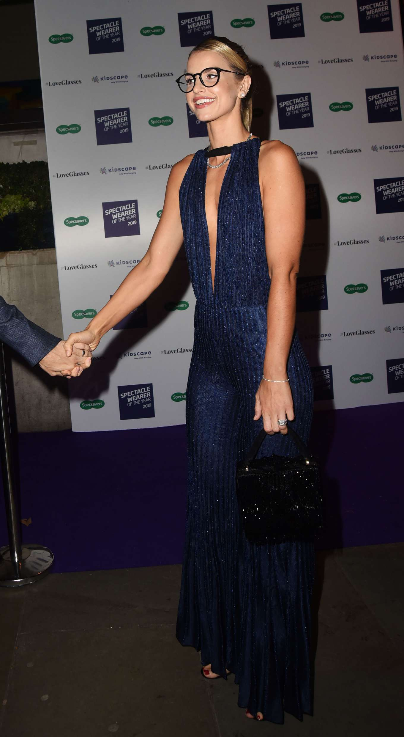 Vogue Williams 2019 : Vogue Williams – Specsavers Spectacle Wearer of the Year Awards 2019-09
