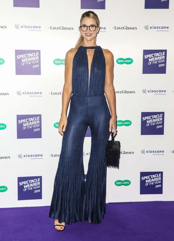 Vogue Williams 2019 : Vogue Williams – Specsavers Spectacle Wearer of the Year Awards 2019-14