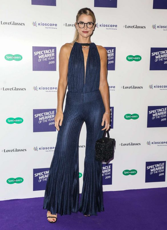 Vogue Williams 2019 : Vogue Williams – Specsavers Spectacle Wearer of the Year Awards 2019-15