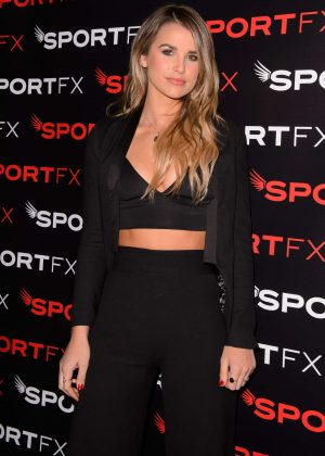 Vogue Williams - SPORTFX Cosmetic and Sports Launch Party in London