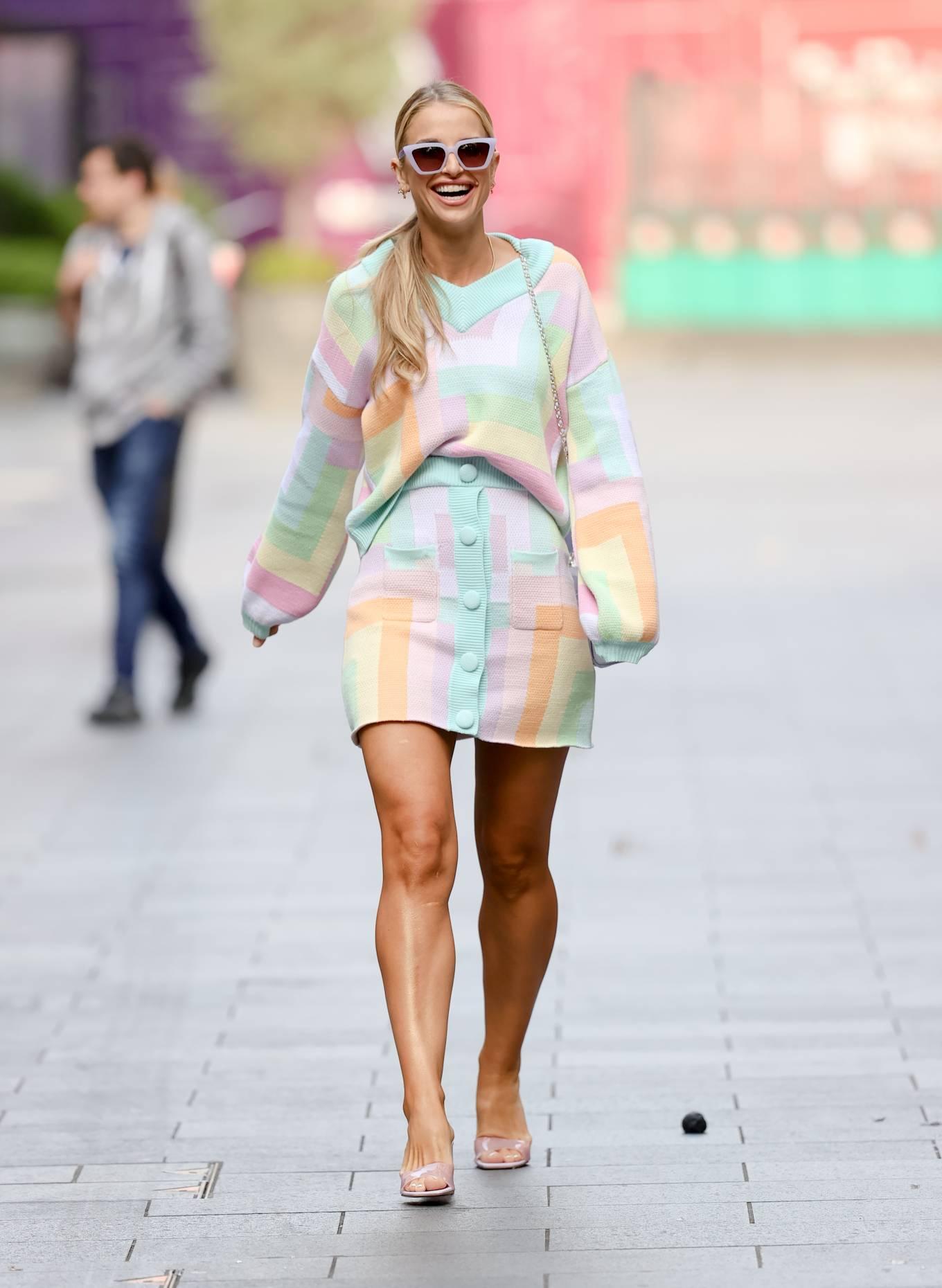 Vogue Williams 2021 : Vogue Williams – Steps out -05