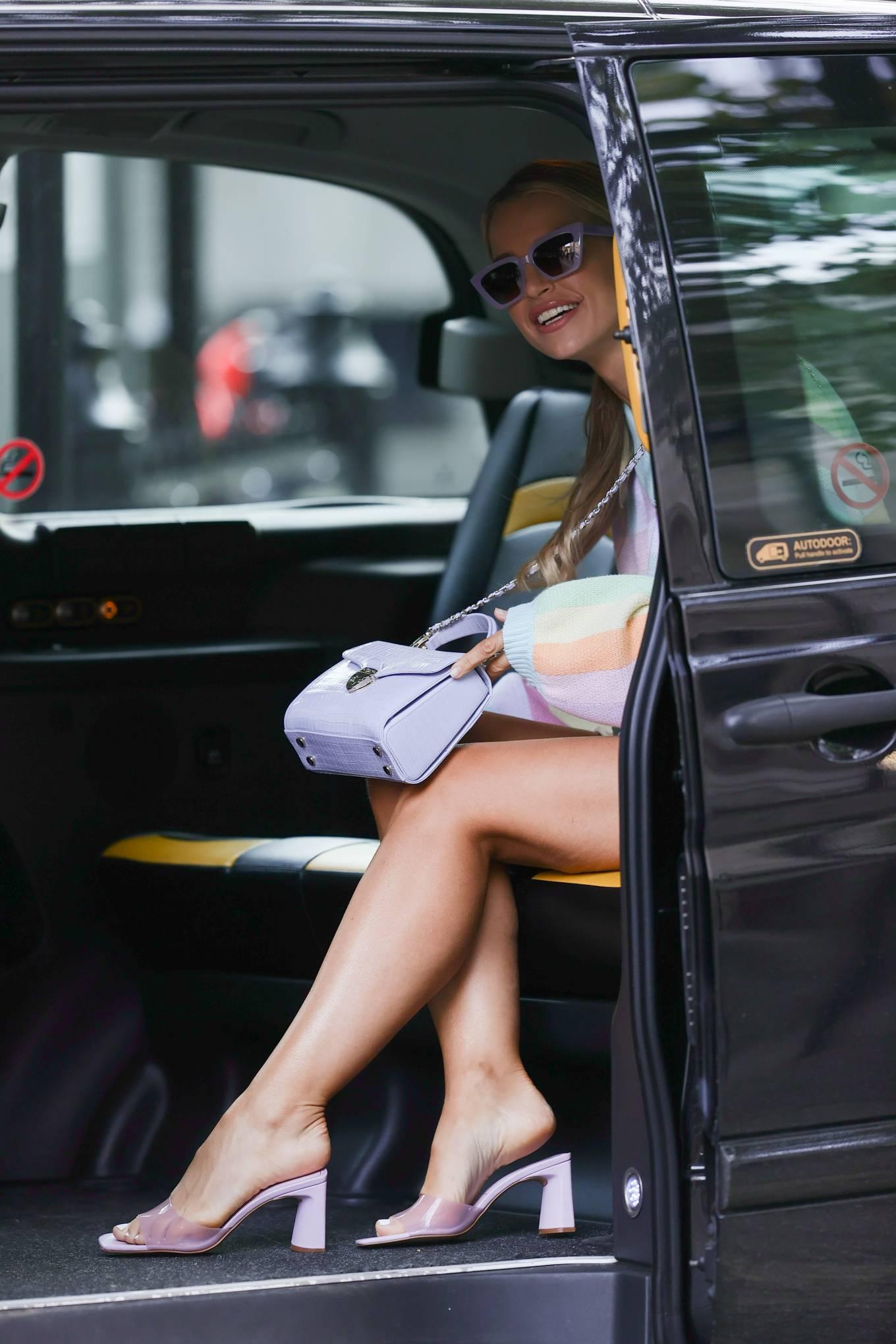 Vogue Williams 2021 : Vogue Williams – Steps out -10