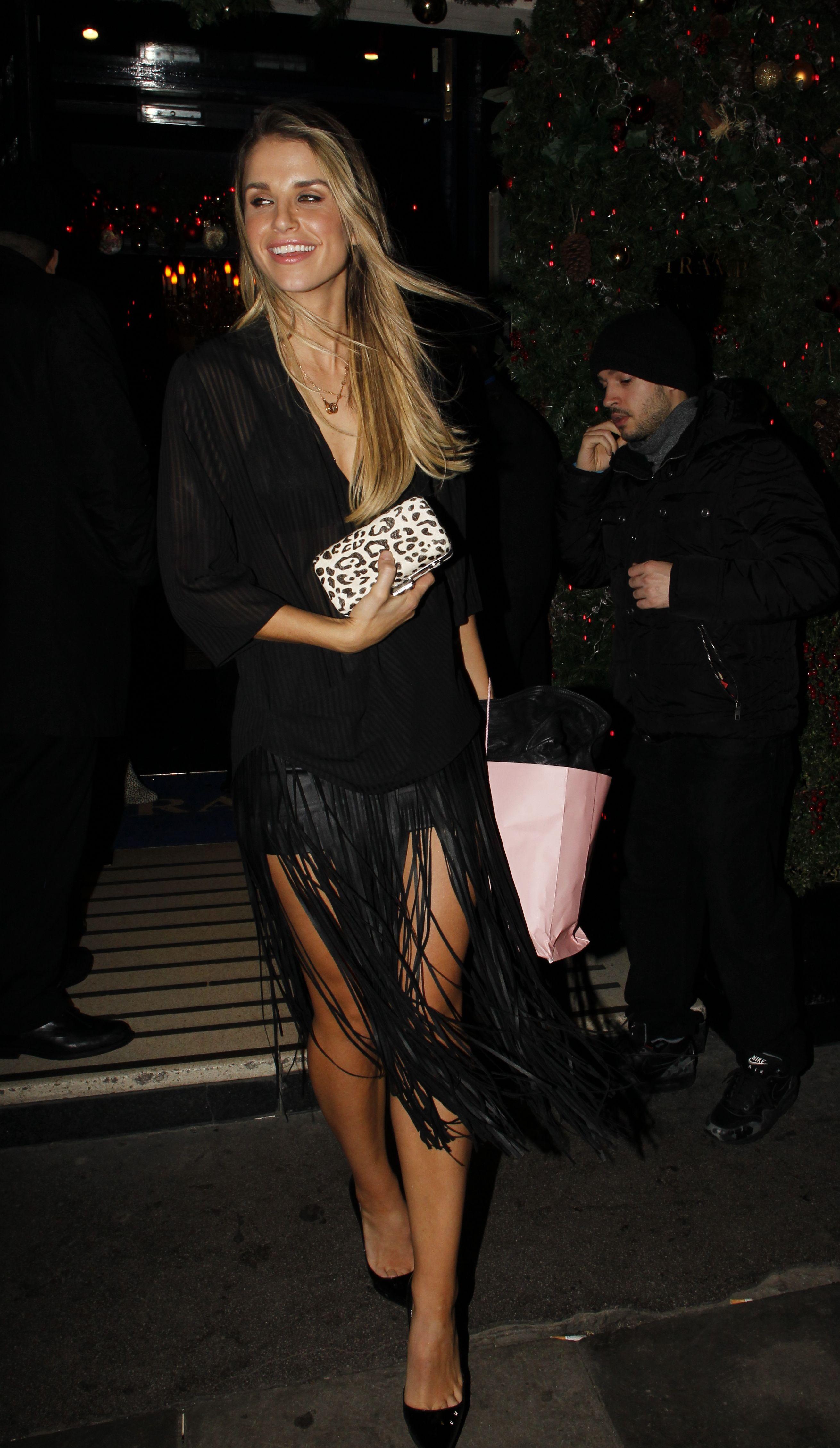 Vogue Williams 2015 : Vogue Williams: Sunday Times STYLE Magazines -01