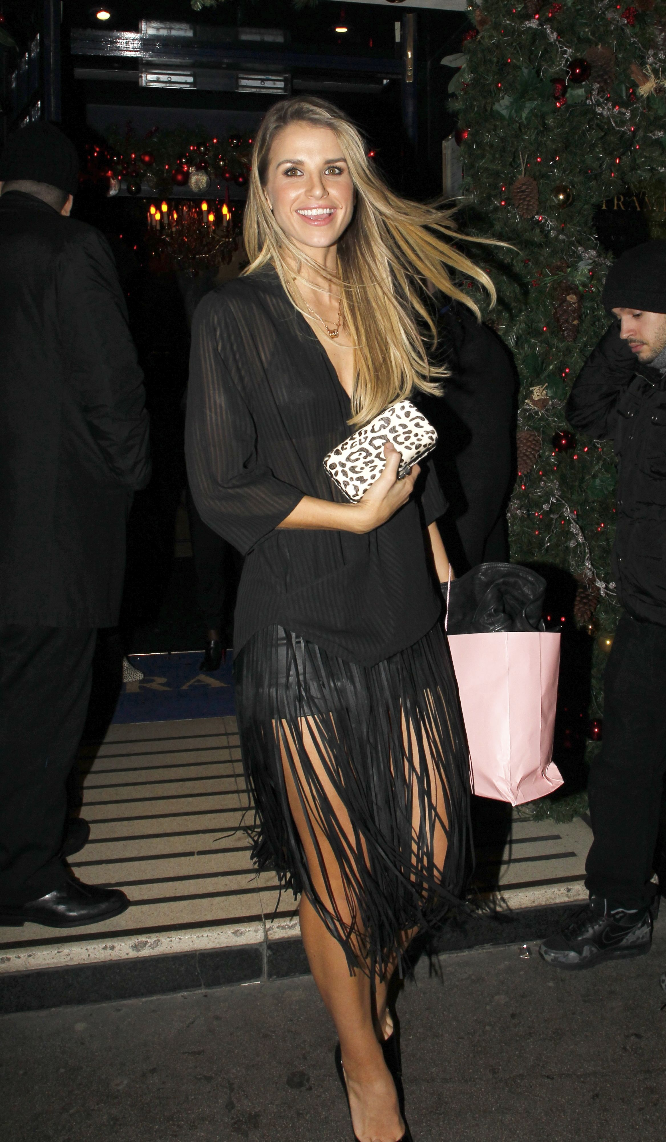 Vogue Williams 2015 : Vogue Williams: Sunday Times STYLE Magazines -07