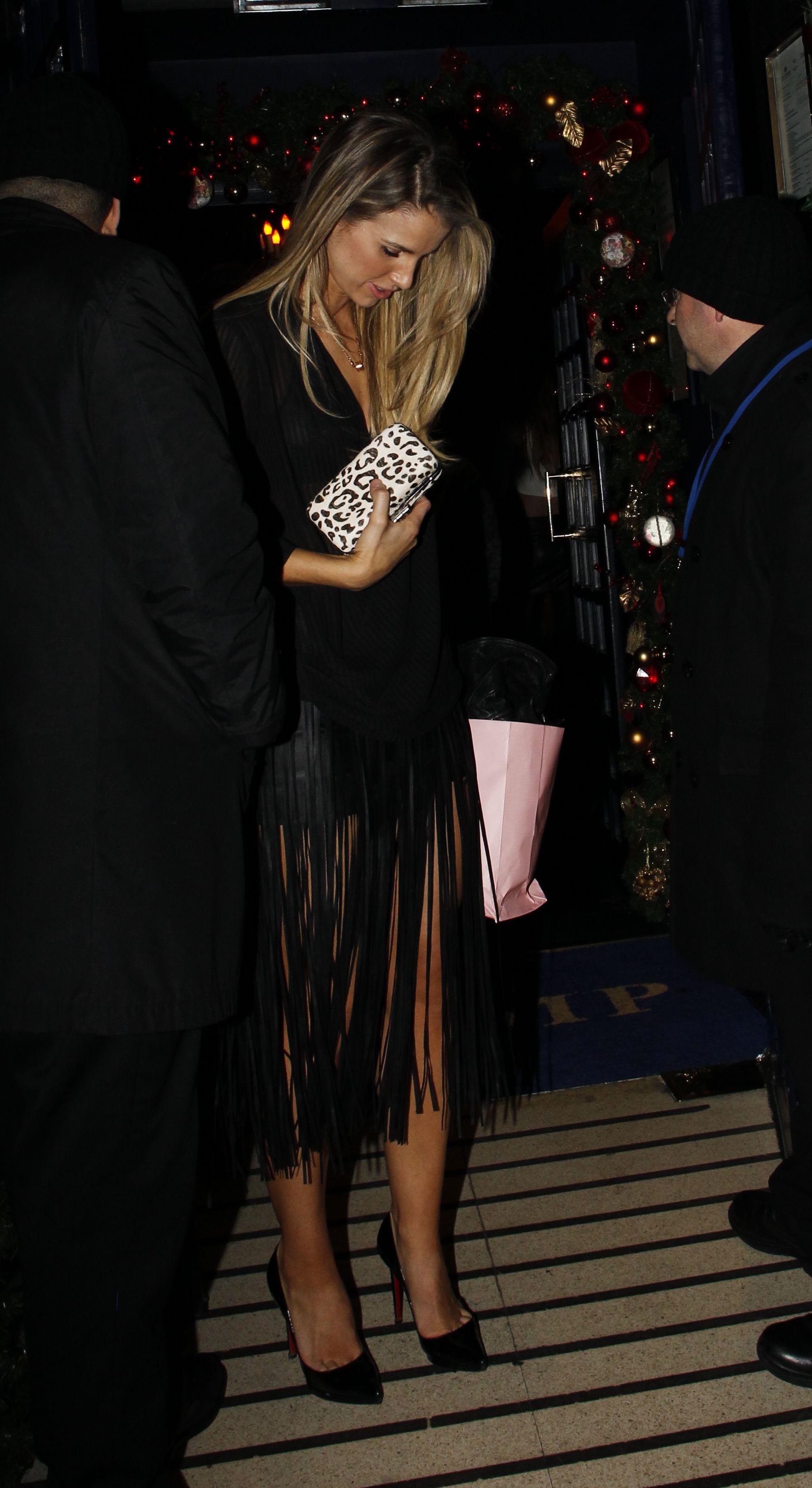 Vogue Williams 2015 : Vogue Williams: Sunday Times STYLE Magazines -09