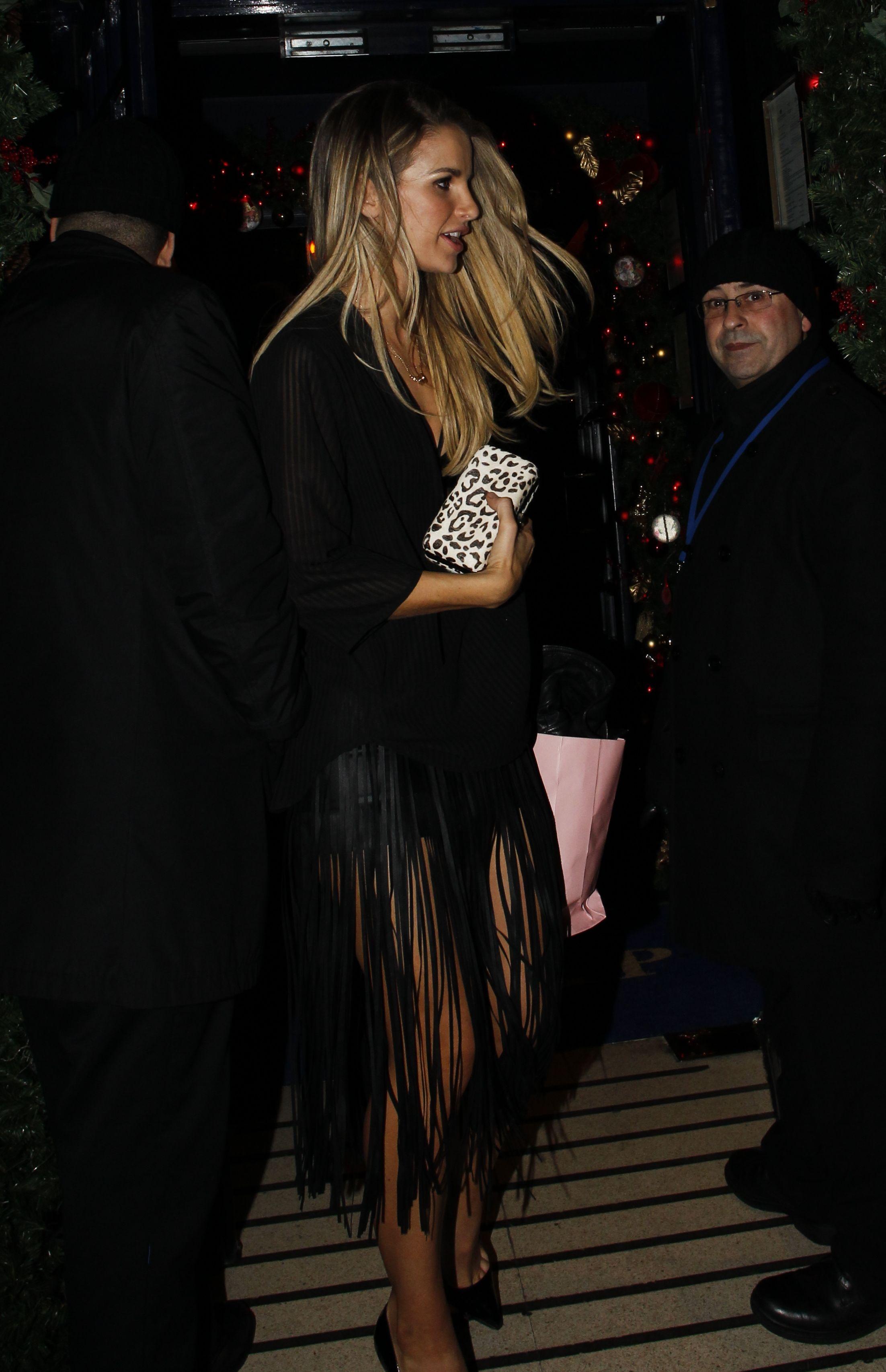 Vogue Williams 2015 : Vogue Williams: Sunday Times STYLE Magazines -14