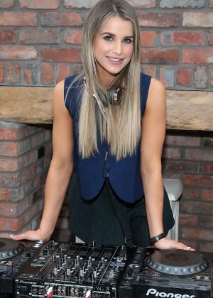 Vogue Williams - The Aussie Blog Awards in Dublin