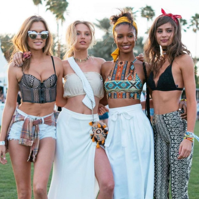 VS Angels - Coachella Valley Music and Arts Festival 2016 in Indio