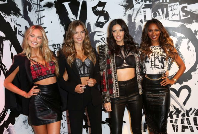 VS Angels - Shop the Victoria's Secret Runway Event in NYC