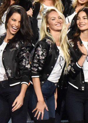 VS Models - All Model Appearance at Mercedes-Benz Arena in Shanghai