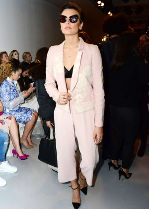 Wallis Day - Bora Aksu Show at 2017 LFW in London