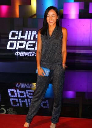 Wang Qiang - 2015 China Open Player Party in Beijing