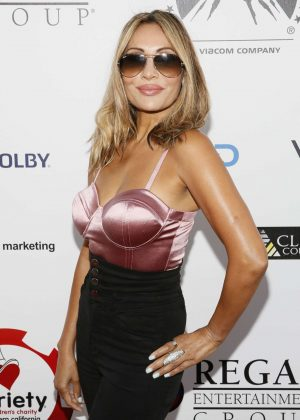 Wedil David - Variety Charity Texas Hold 'Em Poker Tournament in LA