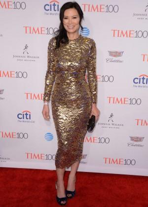 Wendi Deng Murdoch - 2016 Time 100 Gala in New York