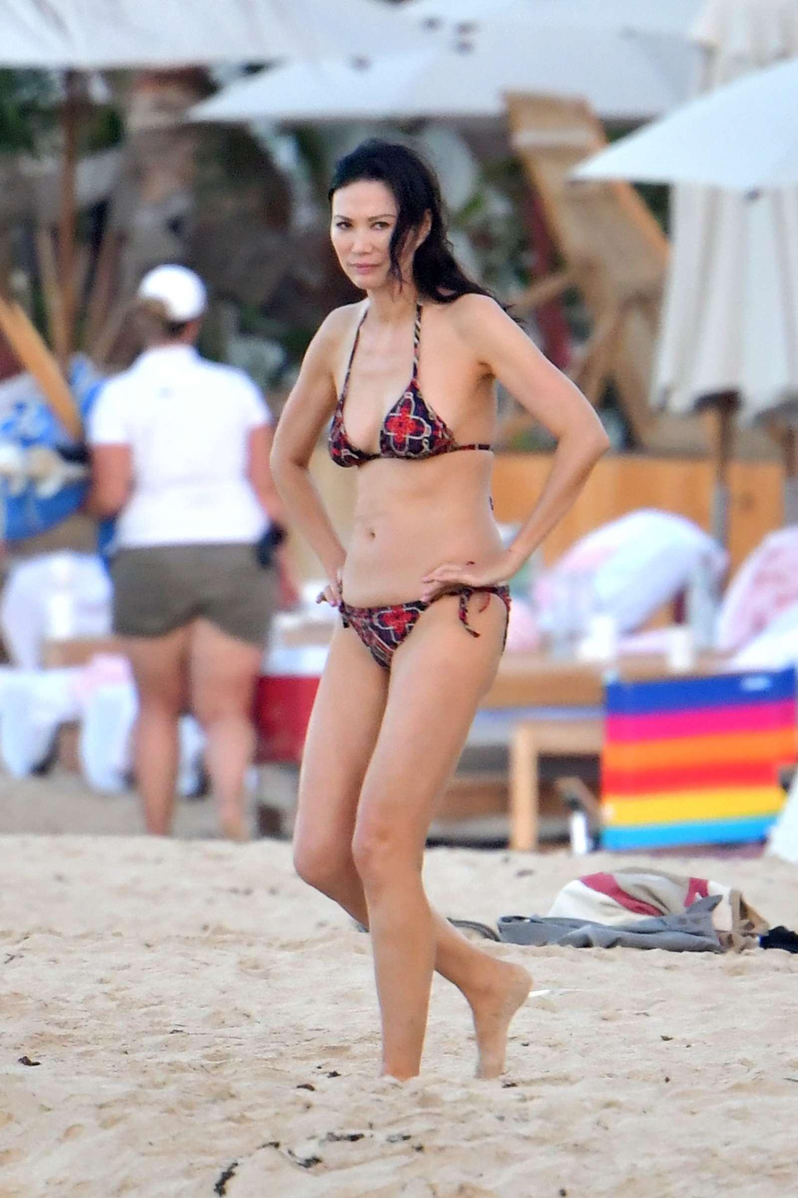 Wendi Deng Murdoch Bikini Nude Photos 98