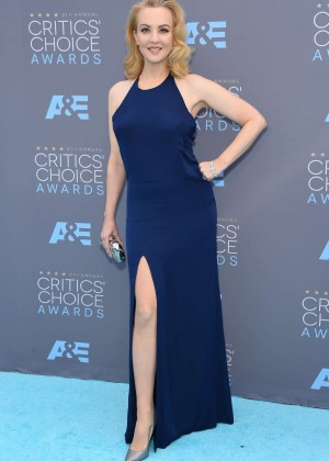 Wendi McLendon-Covey - 2016 Critics' Choice Awards in Santa Monica