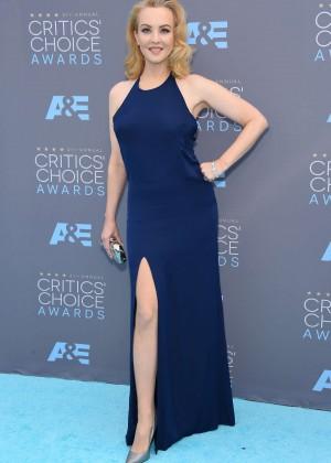 Wendi McLendon-Covey - 2016 Critics' Choice Awards in Santa Monica