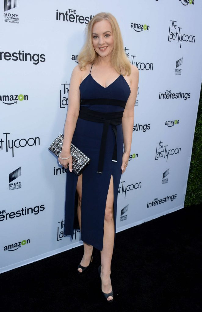 Wendi McLendon-Covey - Sony Pictures Television Social Soiree 2016 in Culver City
