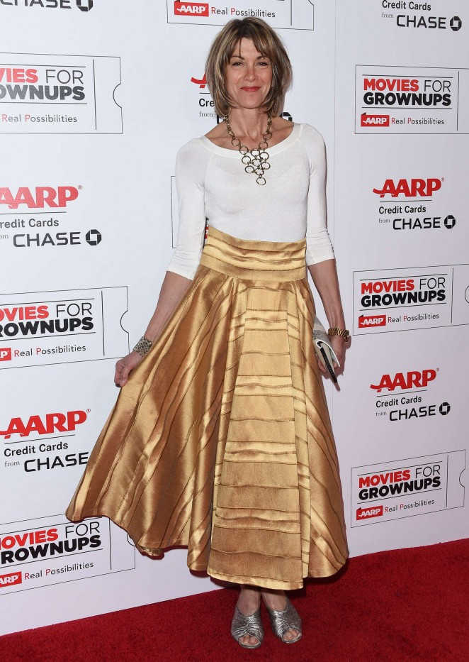 Wendie Malick - AARP's Movie For GrownUps Awards in Beverly Hills