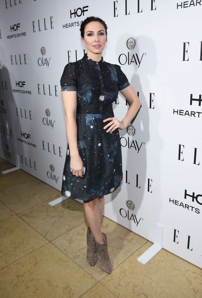 Whitney Cummings - ELLE's Annual Women in Television Celebration 2015