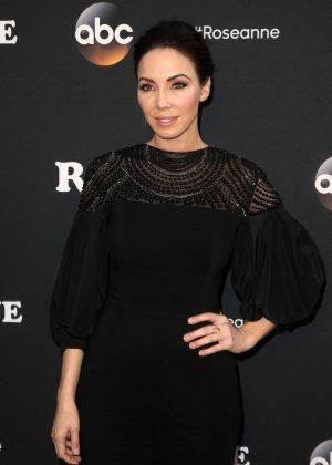 Whitney Cummings - 'Roseanne' Premiere in Los Angeles