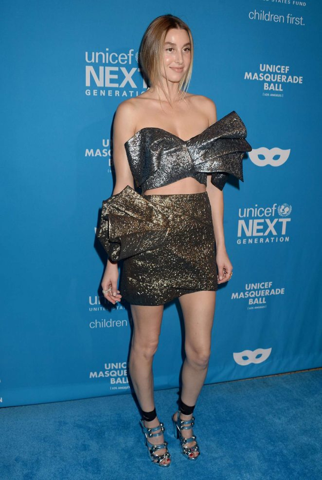 Whitney Port - 2016 UNICEF Masquerade Ball in Los Angeles