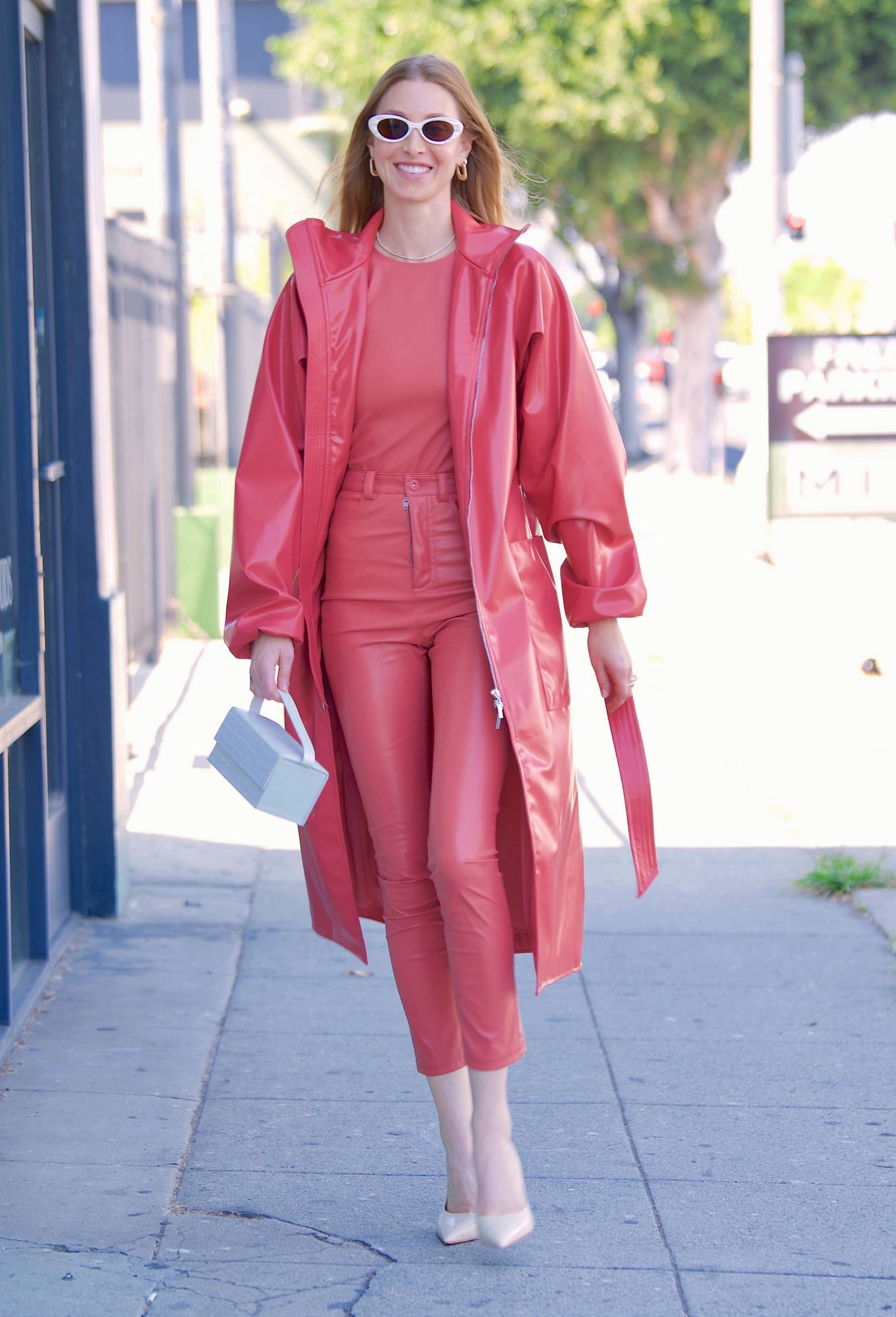 Whitney Port 2021 : Whitney Port – Leaving a photoshoot in Los Angeles-01