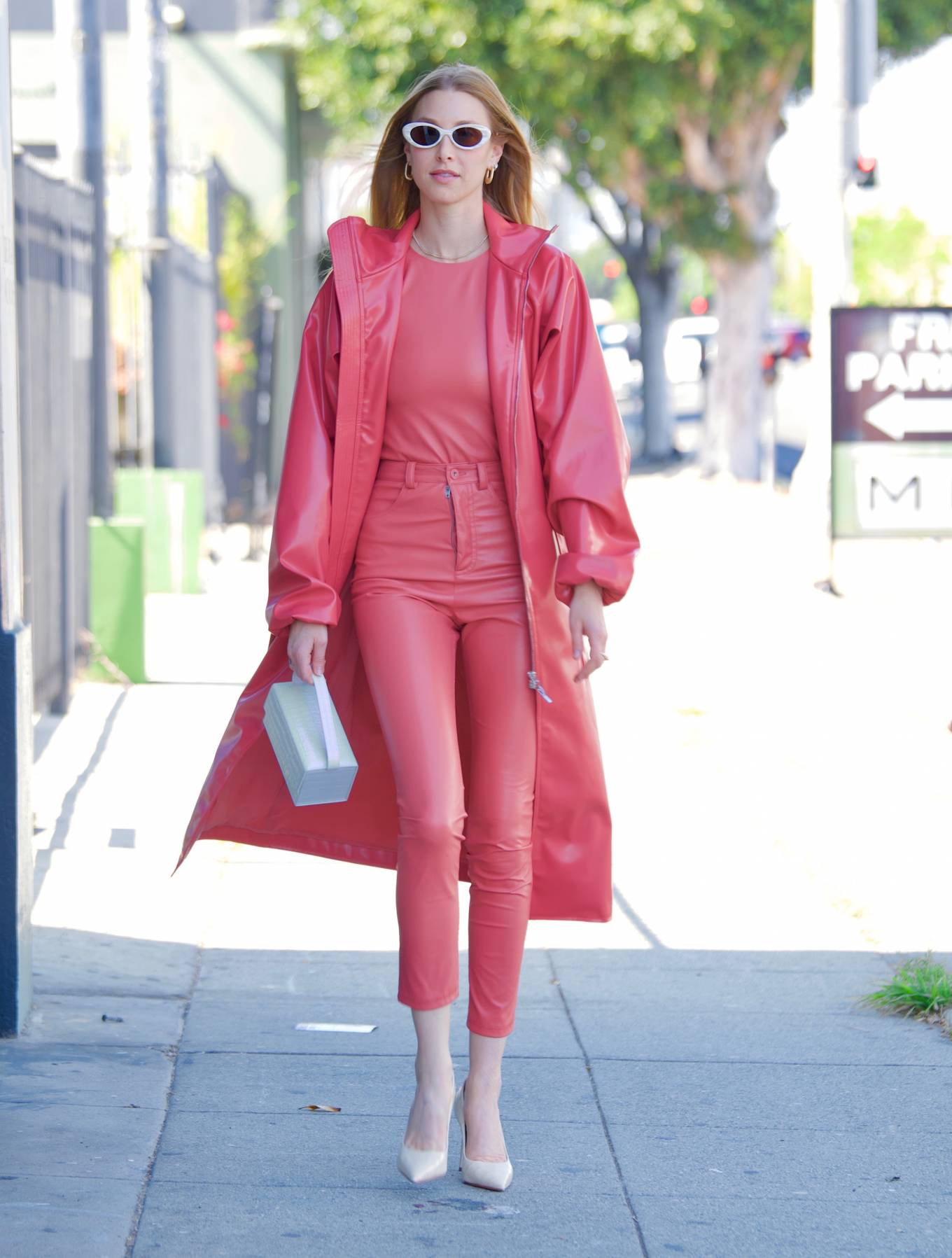 Whitney Port 2021 : Whitney Port – Leaving a photoshoot in Los Angeles-05