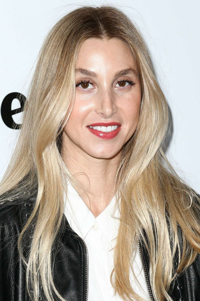 Whitney Port - Marie Claire Hosts Fresh Faces Party Celebrating May Issue Cover Stars in LA