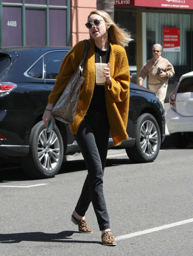 Whitney Port – Out and about in Beverly Hills