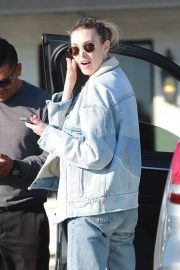 Whitney Port - Out and about in LA