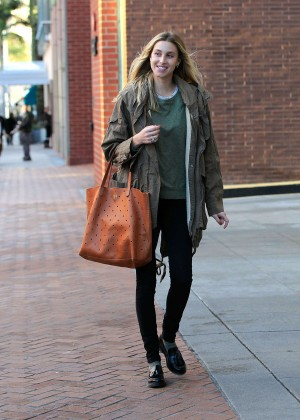 Whitney Port out and about in Los Angeles