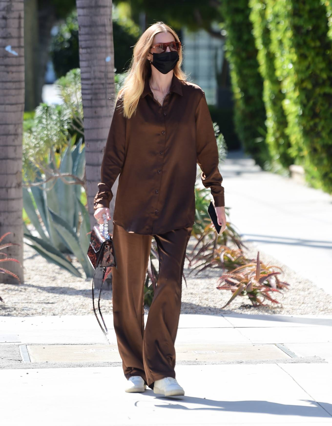 Whitney Port 2021 : Whitney Port – Out for a stroll in Melrose -07