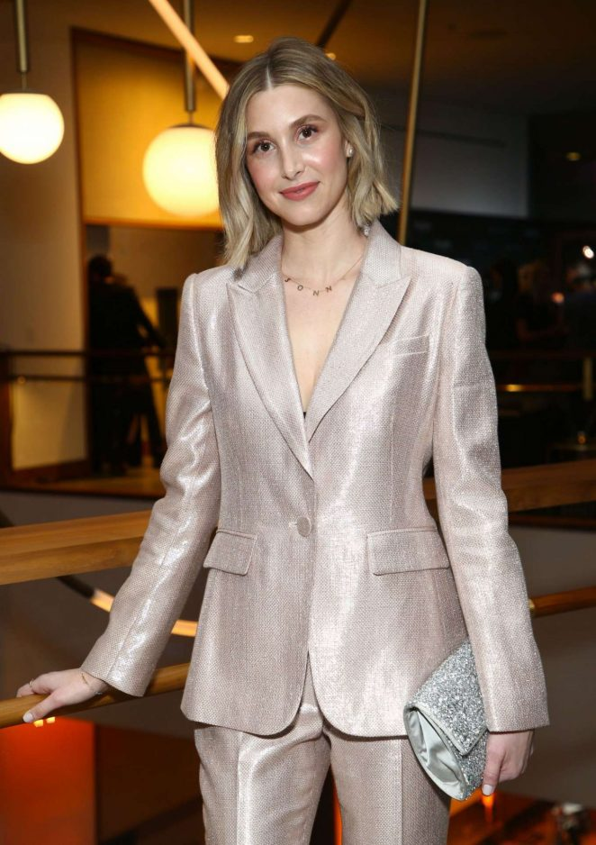 Whitney Port - Rachel Zoe Fall 2018 Collection Presentation in Los Angeles