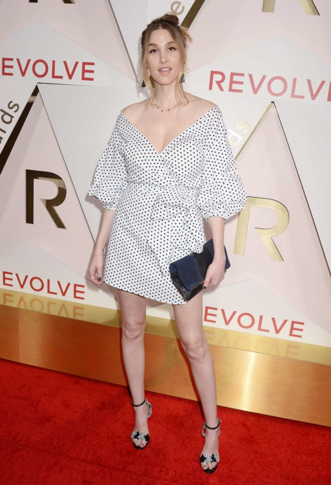 Whitney Port - #REVOLVE Awards 2017 in Hollywood