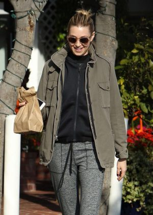 Whitney Port - Shopping at Fred Segal in West Hollywood