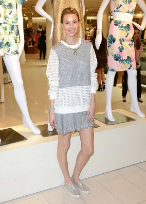 Whitney Port - Whitney Eve Collection debuts at Nordstrom in Los Angeles